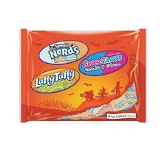 Nestle Assorted Candy Nerds Laffytaffy Sweetart 25 Oz - $4.49