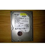 """Western Digital Caviar WD800JB-00CRA1 80GB 80 IDE 7200 RPM 3.5"""" Interna... - $19.99"""