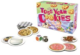 Toss Your Cookies, The Chunk-a-licious Card Game - $36.02