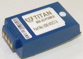 136020805B, T5 Talkman Barcode Scanner Battery by TITAN - 18 MONTH WARRANTY - $56.40