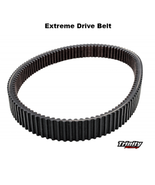 Trinity Racing Clutch Extreme Drive Belt Polari... - $107.95