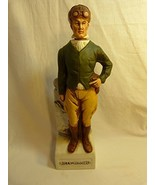 Vintage 1975 Grenadier Spirits 14 Inches Porcelain Decanter of Aviator G... - $59.38