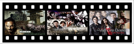 Film Strip 3 Sci-Fi Bookmark - $2.95