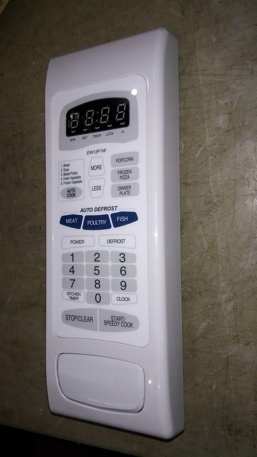 6 Cc21 Ewave Microwave Oven Ew13 F1 W