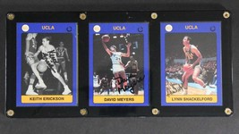Keith Erickson, David Meyers & Lynn Shackelford Signed Autographed UCLA ... - $14.95