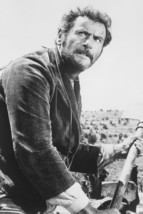 Eli Wallach By Grave The Good Bad Ugly 18x24 Poster - $23.99