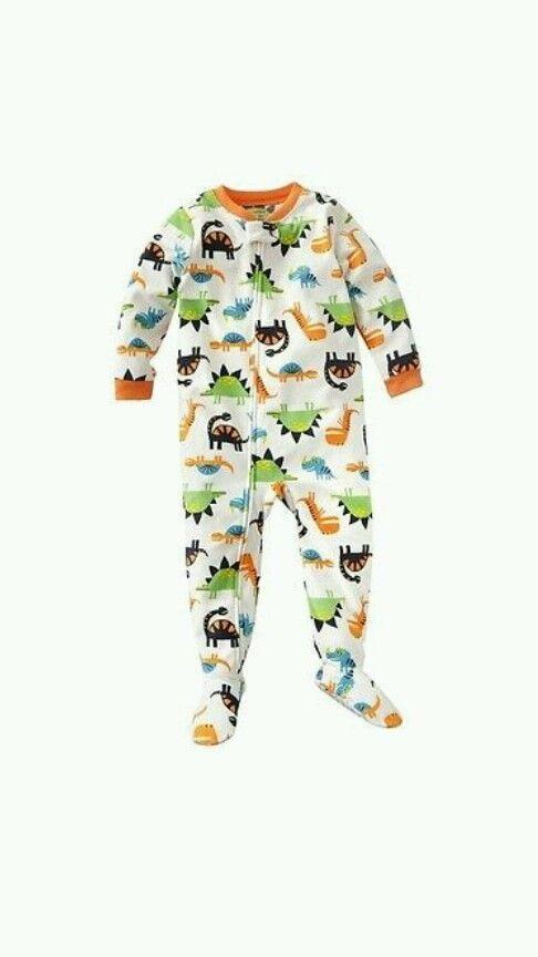 NEW Boys Size 24 Months Carter/'s Fleece Pajamas w// Feet Santa/'s Helper 1-PC NWT