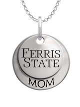 Ferris State Bulldogs MOM Necklace - $59.00