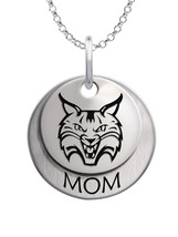 Quinnipiac Bobcats MOM Necklace - $59.00