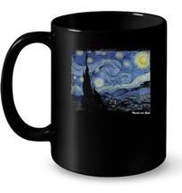 The Starry Night Vincent Van Gogh 1889 Art Print Gift Coffee Mug - $13.99+