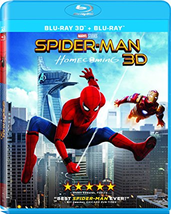 Spider-Man: Homecoming  [3D + Blu-ray]