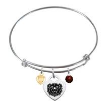 Missouri State Bears Sterling Silver Bangle Bracelet - $79.00