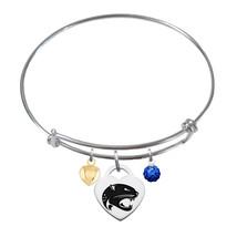 South Alabama Jaguars Sterling Silver Bangle Bracelet - $79.00