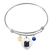 Seton Hall Pirates Sterling Silver Bangle Bracelet - $79.00