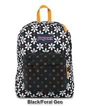 JanSport Superbreak Student Backpack - Black Fl... - $30.99