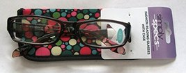 Foster Grant Simply Specs Tova Readers with Case +2.75 - $15.99
