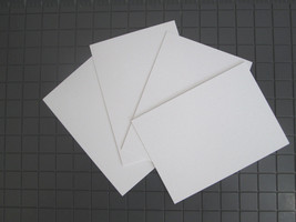 ACEO Artist Trading Card Blanks High Quality 100lb Vellum Bristol Paper ... - $7.35