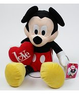 Mickey Mouse Valentines Plush Doll - $34.47