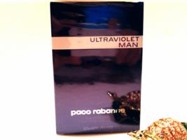 Authentic Paco Rabanne Ultraviolet MAN EDT 50ml  - $49.99