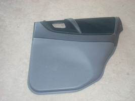 2004 SUZUKI AERIO RIGHT REAR DOOR TRIM PANEL