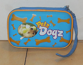 Nintendo DS Carrying Case Blue Dogz Pets - $9.50
