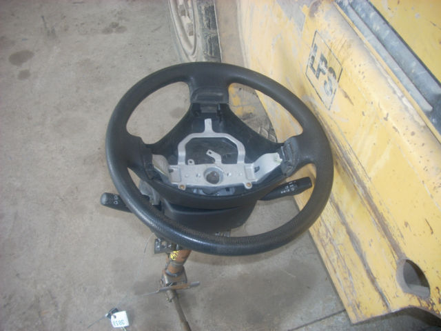 2004 SUZUKI AERIO STEERING WHEEL