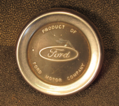 1960's Ford Truck Bronco Van Steering Wheel Horn Button F-150 F-250 F-350 - $10.95