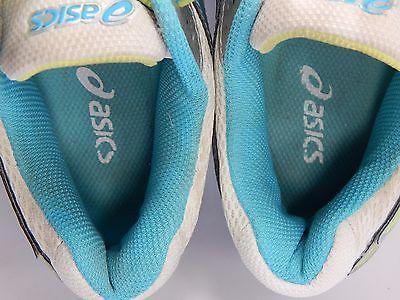 Asics Gel Contend 2 Women's Running Shoes Size US 8.5 M (B) EU 40 White T475N
