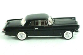 Franklin Mint 1/43 Scale Black 1956 Lincoln Continental  - $32.69