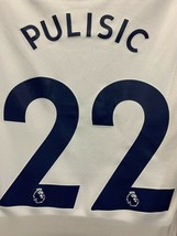 Nike Chelsea Fc Away Jersey 19/20 #22 Pulisic Stadium Cut  Size Mans Large  Only - $118.80