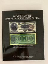 100 Greatest American Currency Notes, 1st Edition - $29.45