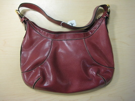 Tianni Red Leather Handbag  - $20.00