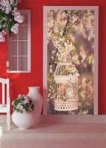 Vintage Bird Cage Door Decoration - $49.99+