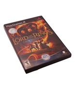 The Lord of the Rings The Third Age Playstation 2 Video Game  - $16.89