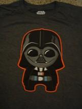 Star Wars Darth Vader Kawaii T-Shirt S Small - $12.00