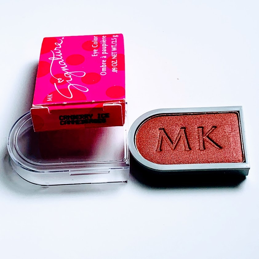 Primary image for Mary Kay Signature Cranberry Ice Eye Color Shadow