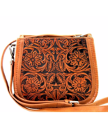 Delila by Montana West All Genuine Leather Tool... - $89.99