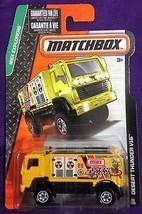 2015 Matchbox #90 Desert Thunder V16 - $4.94