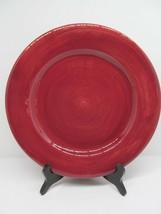 "Tabletops Unlimited Gallery 11 1/4"" Merlot Dinner Plate - $13.72"
