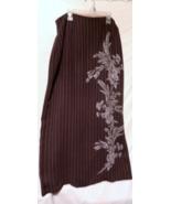 Beautiful Layered Design Dress Skirt 12 L - $7.50