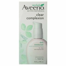 Aveeno Clear Complexion Daily Moisturizer, 4 Oz - $14.84
