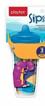 Playtex Sipsters Insulated Spout Cup Leak Proof BPA FREE 9 Oz 12 m+ NEW w/ TAG - $12.85