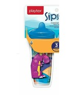 Playtex Sipsters Insulated Spout Cup Leak Proof BPA FREE 9 Oz 12 m+ NEW ... - $12.85