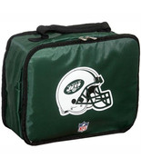 NEW YORK JETS-INSULATED LUNCHBOX - $9.06