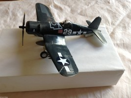 "F4U-1 ""Corsair"" Assembled Model Airplane, 6-1/2"" by 5-1/2"" image 3"