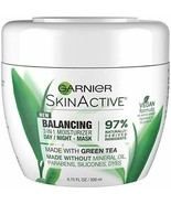 2 Garnier SkinActive 3-in-1 Face Moisturizer with Green Tea, Oily Skin, ... - $18.99