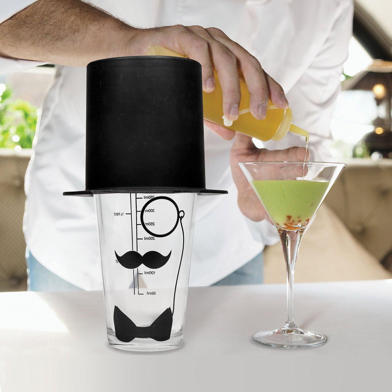 Mr Mix-It - The Gentleman's Drink Mixer - Cocktail Shaker