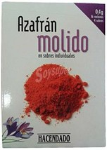 Quality Spanish Saffron Powder Genuine Powdered Bulk Safran Buy From Spain  - $9.99