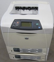 #2 HEWLETT PACKARD LASERJET 4250TN PRINTER - $308.73