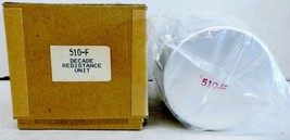 GENRAD 510-F DECADE RESISTOR RESISTANCE UNIT, GENERAL RADIO / IET - NEW ... - $316.35
